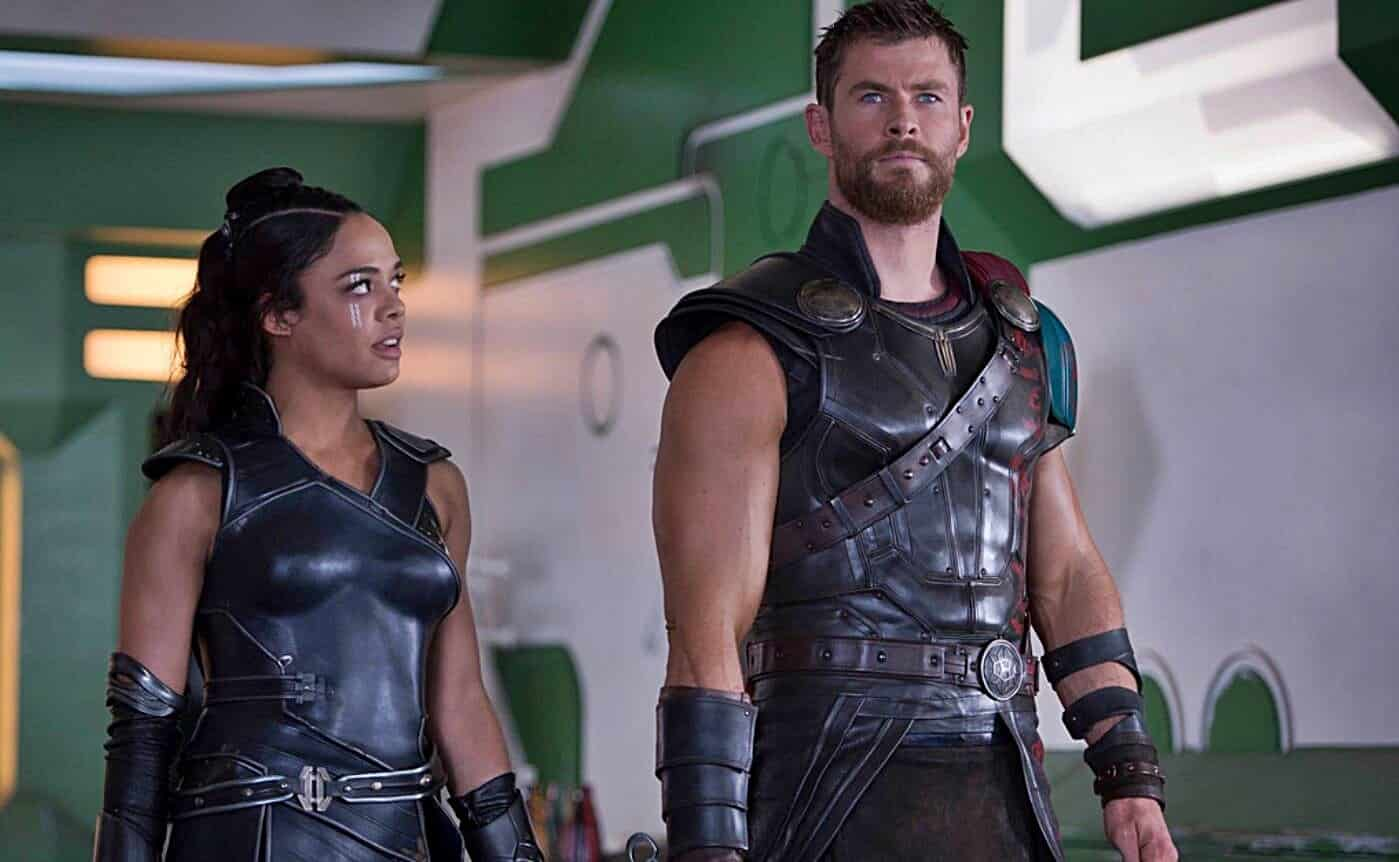Avengers: Endgame Thor Valkyrie