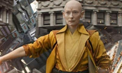 Avengers: Endgame Tilda Swinton Ancient One