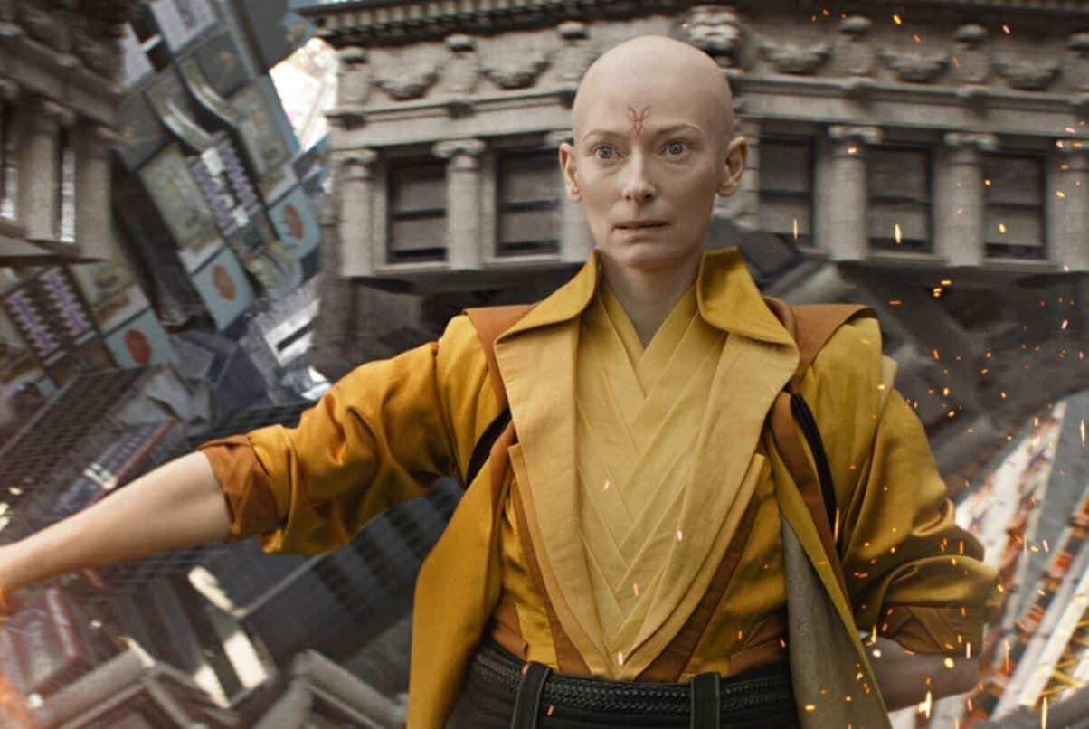 Avengers: Endgame Tilda Swinton Ancient One