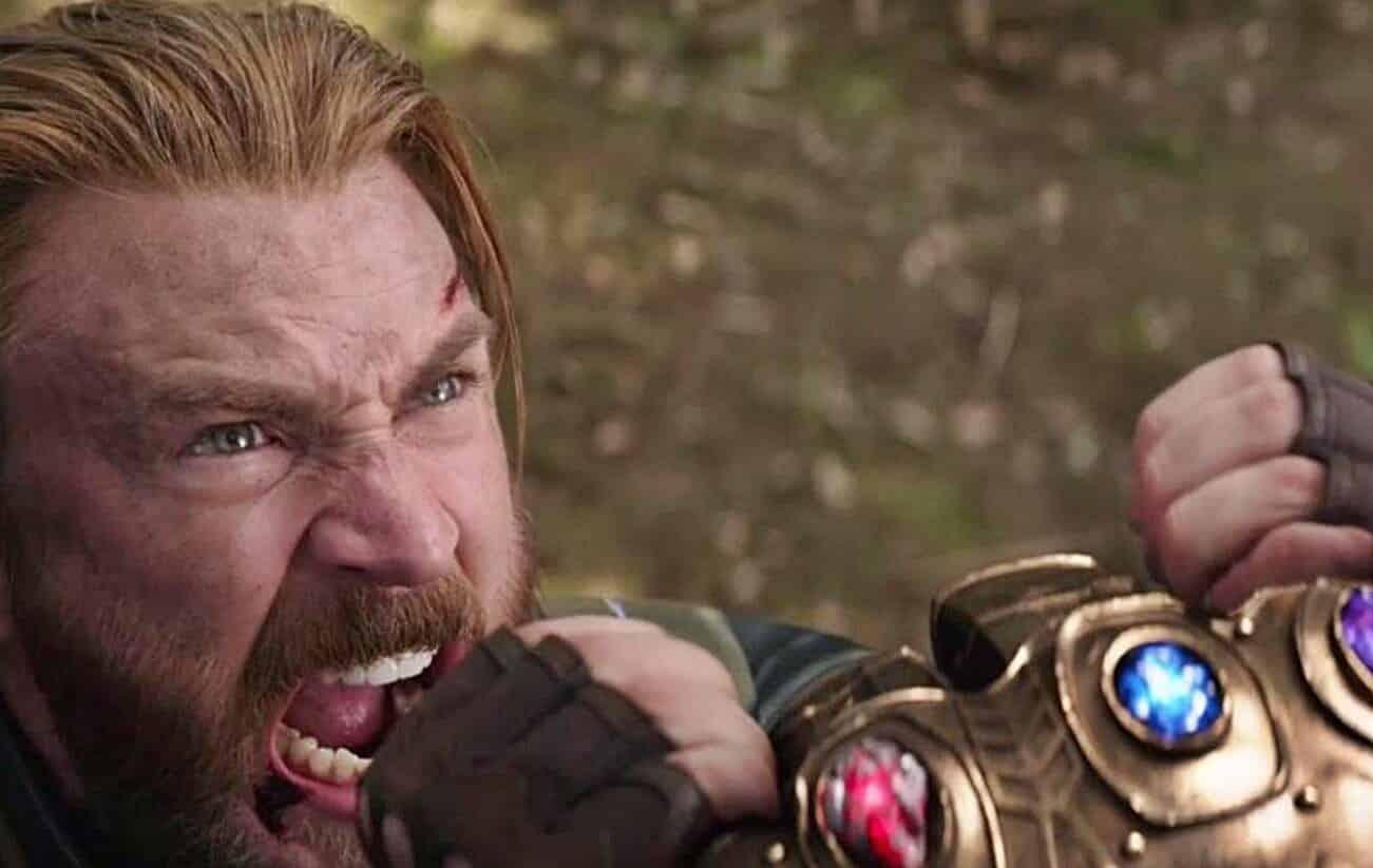 Avengers: Infinity War Captain America Thanos
