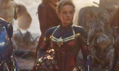 Captain Marvel Avengers: Endgame