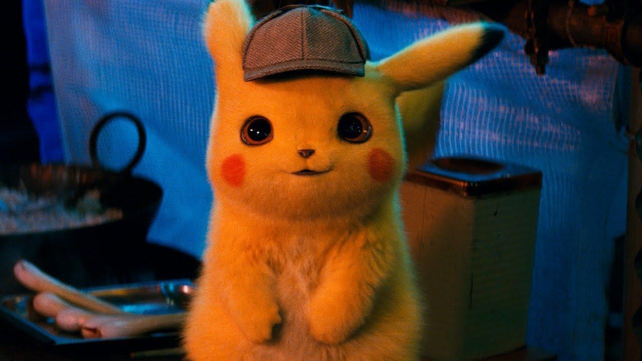Pokemon Detective Pikachu movie