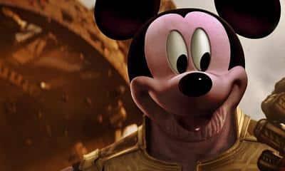 Disney Avengers: Endgame Infinity War