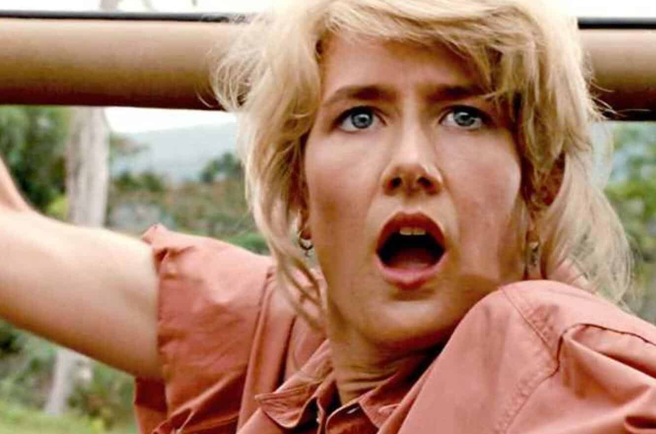 Jurassic World Laura Dern