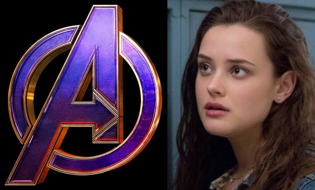 Katherine Langford Avengers: Endgame
