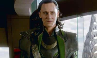 Loki Avengers: Endgame