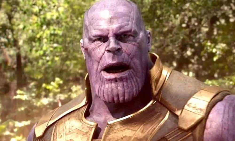 MCU Thanos Snap