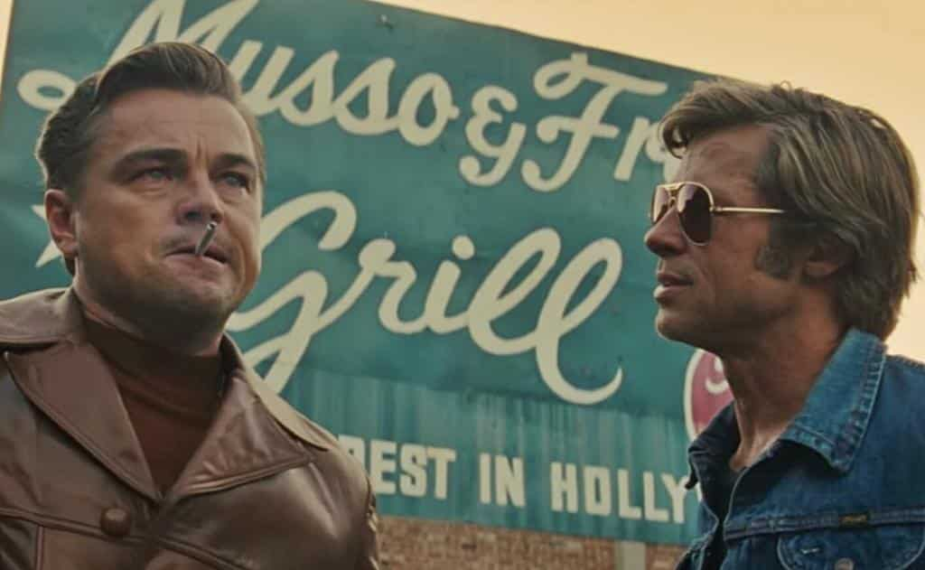 Once Upon A Time In Hollywood Movie 2019