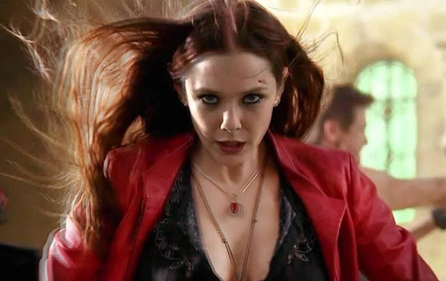 Resultado de imagem para scarlet witch
