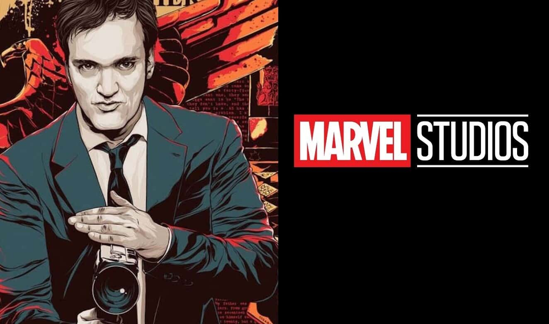 Quentin Tarantino MCU Marvel