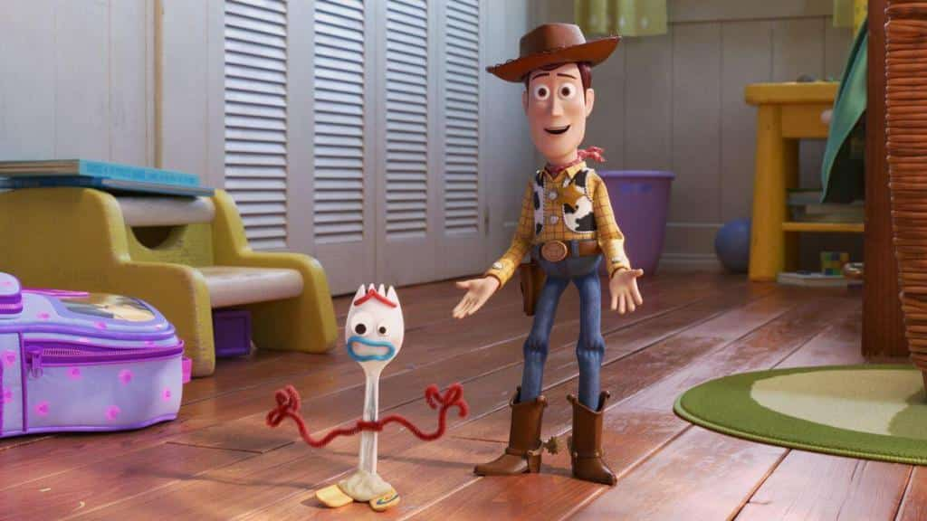 Woody Forky