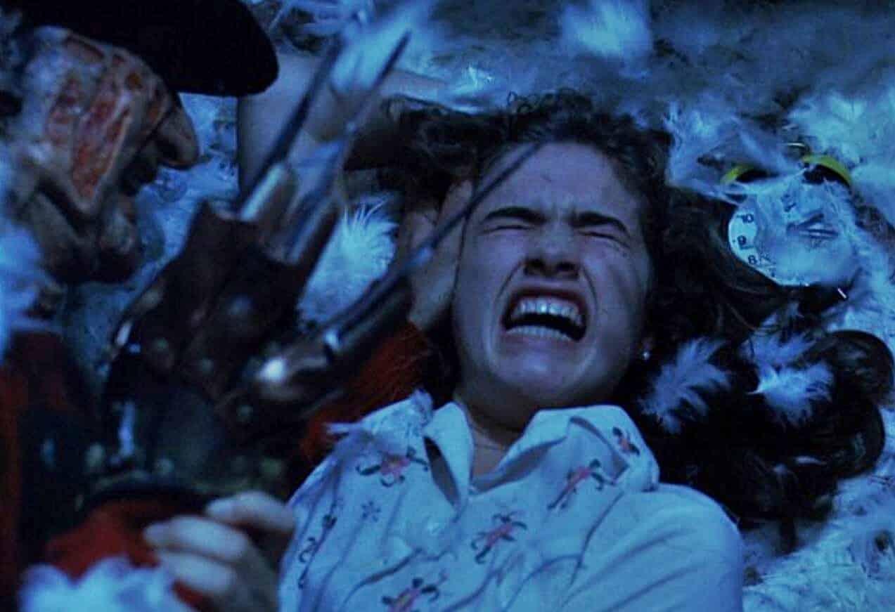 A Nightmare On Elm Street Heather Langenkamp Nancy