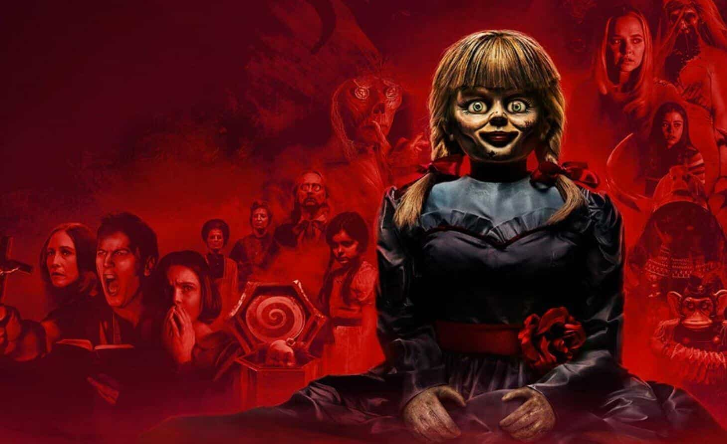 Image result for annabelle-comes