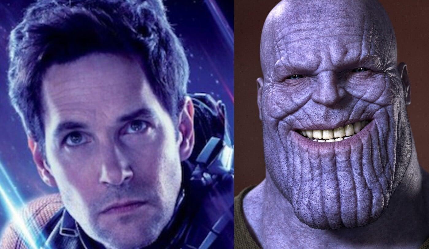 Avengers: Endgame Ant-Man Thanos Theory