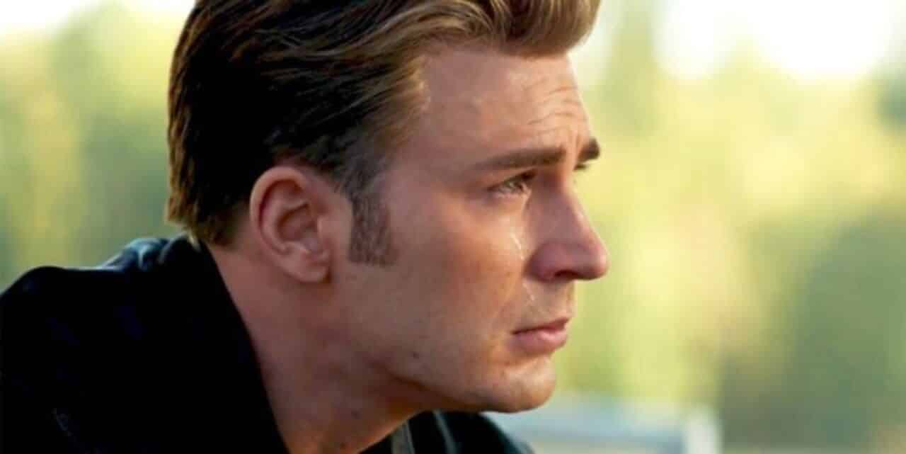 Avengers: Endgame Crying