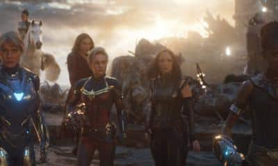 Avengers: Endgame Defeminized Cut