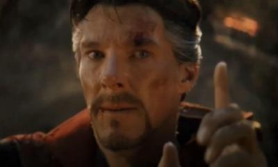 Avengers: Endgame Doctor Strange Iron Man