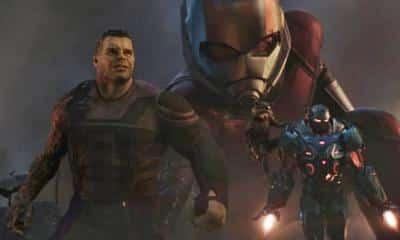 Avengers: Endgame Ending