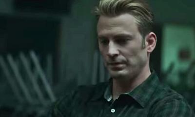 Avengers: Endgame Gay Scene