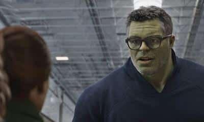 Avengers: Endgame Hulk Mark Ruffalo