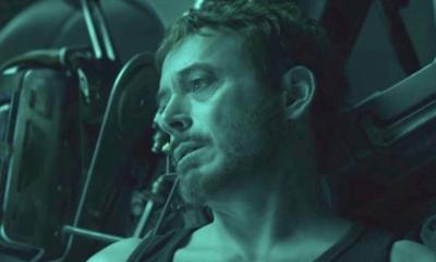 Avengers: Endgame Robert Downey Jr.