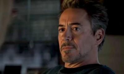 Avengers: Endgame Tony Stark