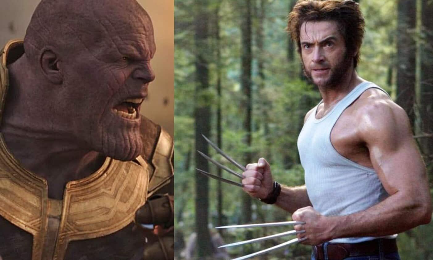 Avengers: Infinity War Wolverine