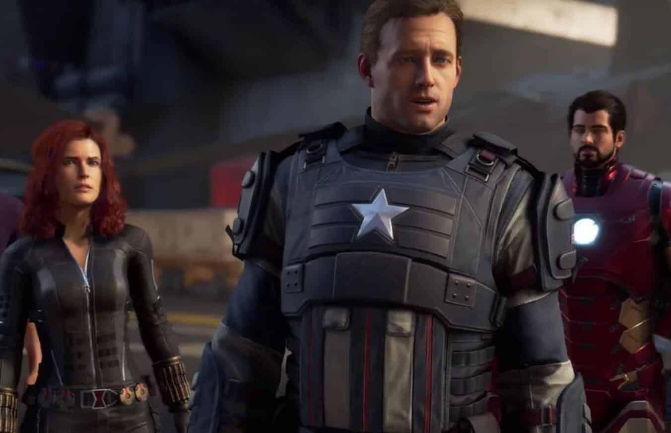 Marvel's Avengers Video Game