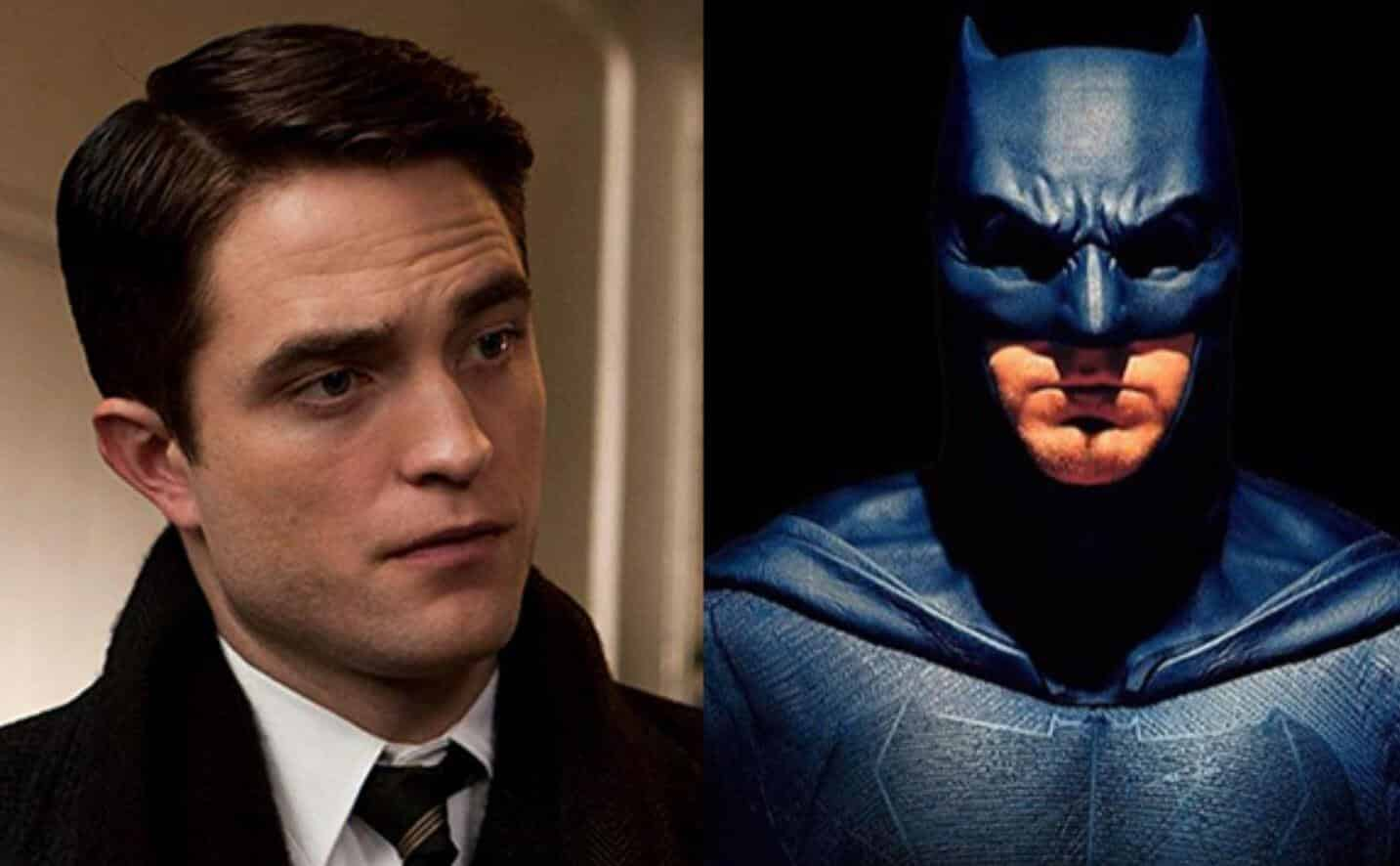 Batman Matt Reeves Robert Pattinson