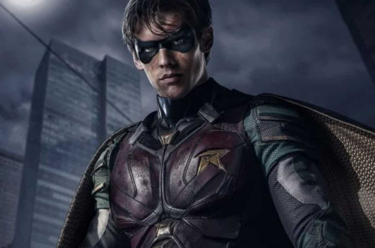 Batman Movie Robin