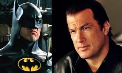 Batman Steven Seagal