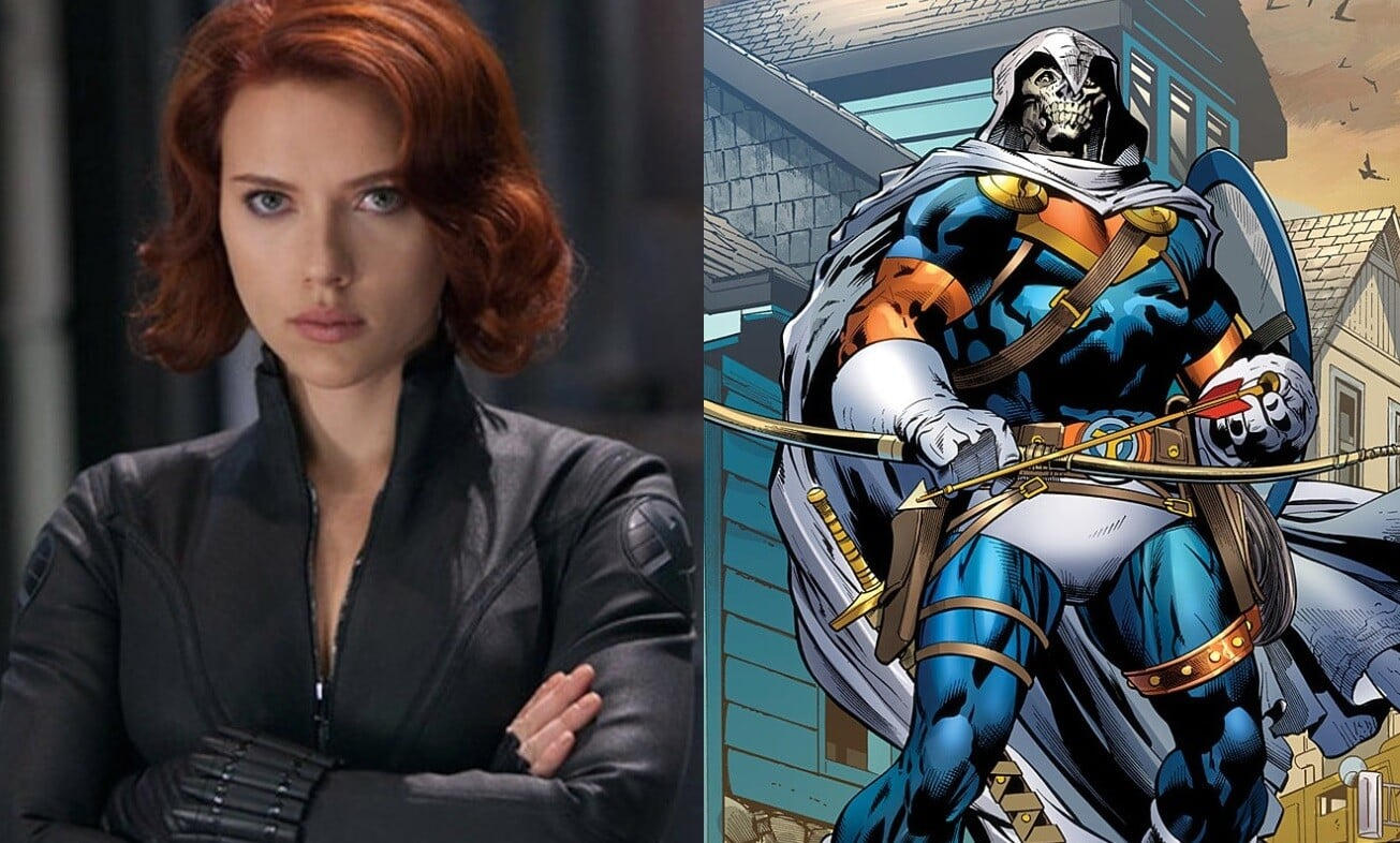 Black Widow Movie Taskmaster