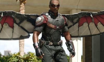 Captain America Anthony Mackie
