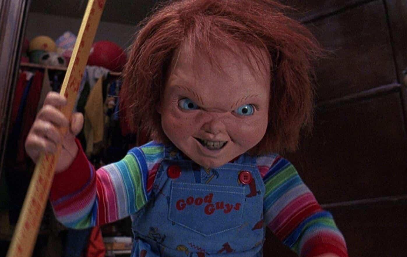 Chucky Brad Dourif