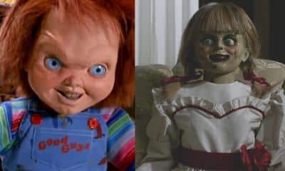 Creepy Dolls Chucky Annabelle