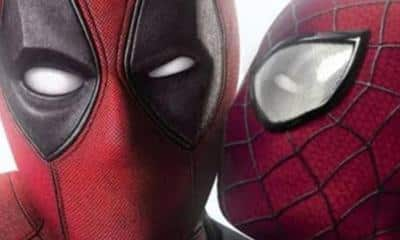 Deadpool Spider-Man 3