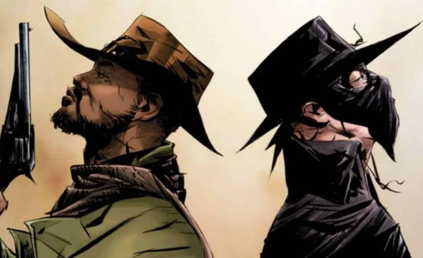 Djangozorro Crossover Movie Coming From Quentin Tarantino