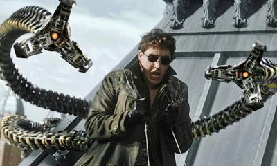 Doctor Octopus Movie Sony
