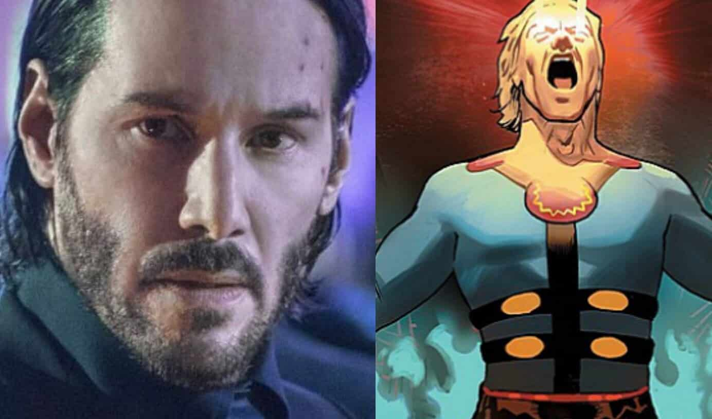 Eternals Keanu Reeves