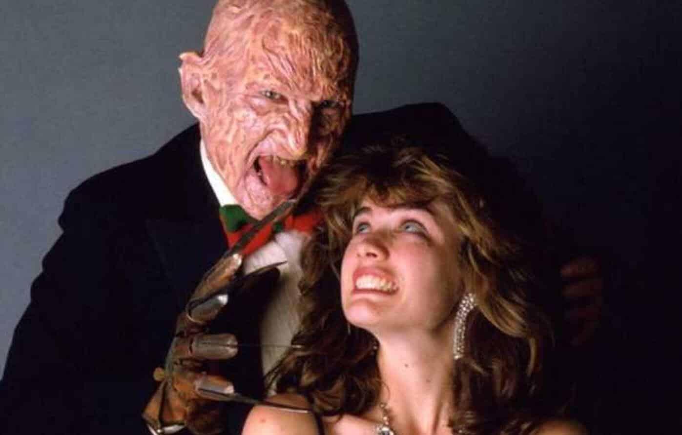 Freddy Krueger Nancy
