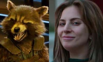 Guardians Of The Galaxy 3 Rocket Raccoon Lady Gaga