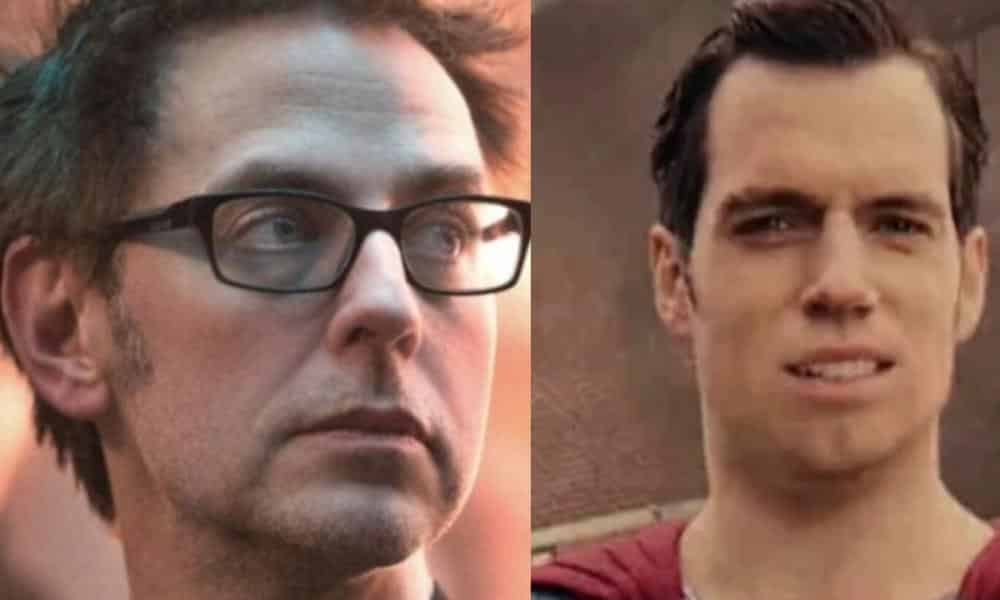 Justice League James Gunn