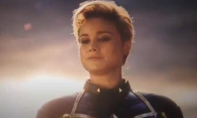 MCU Captain Marvel Gay