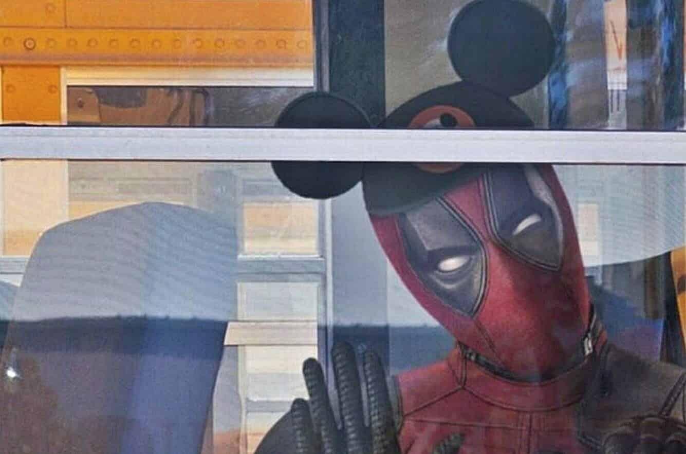 MCU Disney Fox Marvel