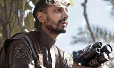 Riz Ahmed Star Wars