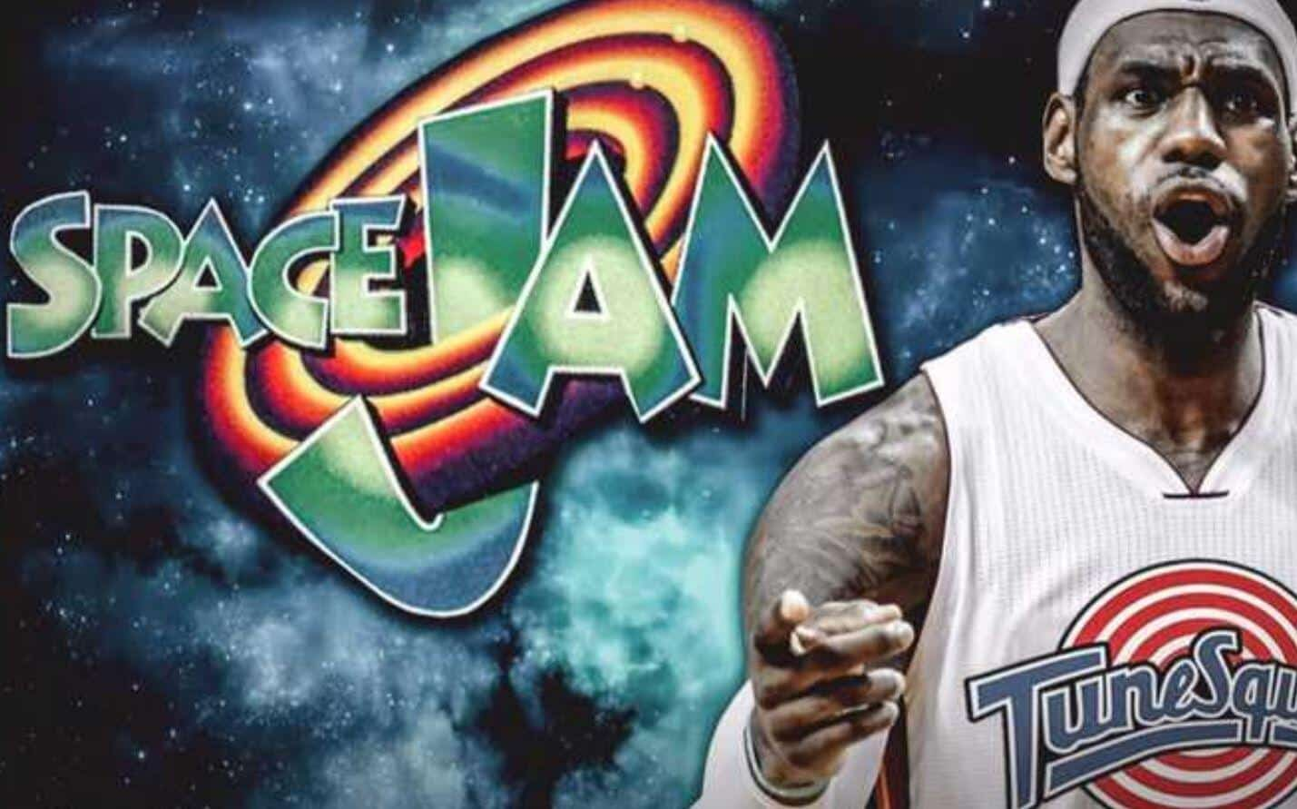 watch 31077 2eaf9 Leaked Photos Reveal First Look At LeBron James In  Space Jam 2