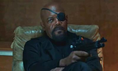 Spider-Man: Far From Home Samuel L. Jackson Nick Fury