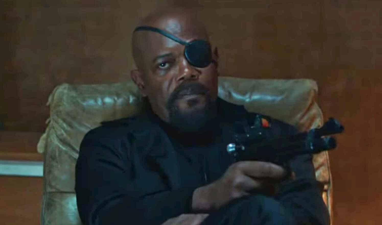 Spider-Man: Far From Home Samuel L. Jackson Nick Fury
