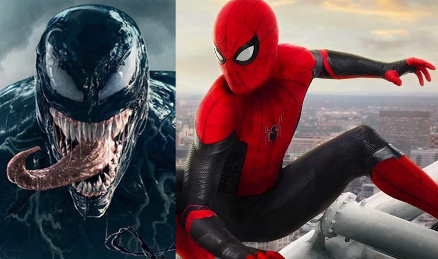 Spider-Man Venom Movie Crossover