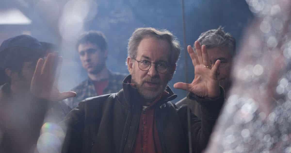 Steven Spielberg Scary Show